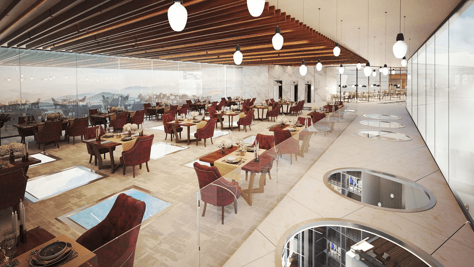 Facility - Grand Ion Majestic Sky Dining
