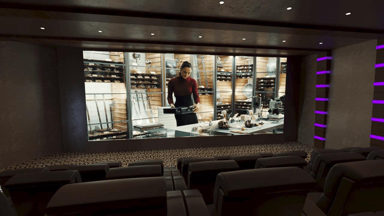 Facility - Grand Ion Majestic Theatre Room