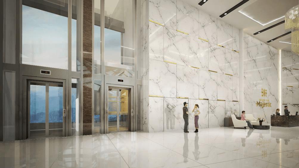 Grand Ion Majestic Lift Lobby